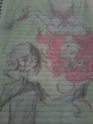 Fanfic / Fanfiction Entre o amor e a guerra.