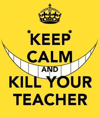 Fanfic / Fanfiction Escola de Assassinato ( Especial Assassination Classroom )