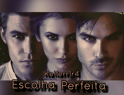 Fanfic / Fanfiction Escolha Perfeita - Delena & Stelena