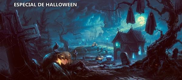 Fanfic / Fanfiction Especial de Halloween - Ones de Terror