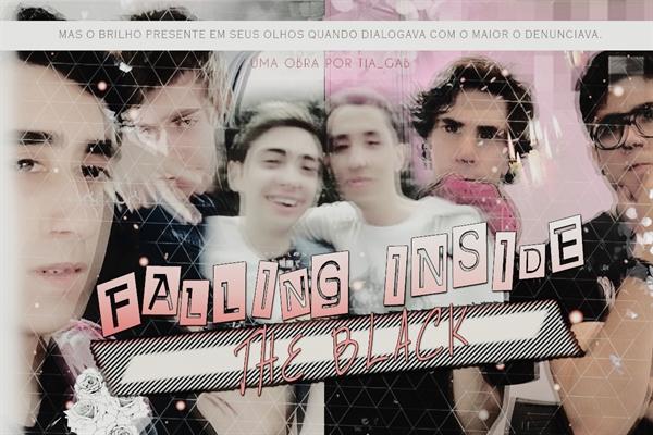 Fanfic / Fanfiction Falling Inside The Black