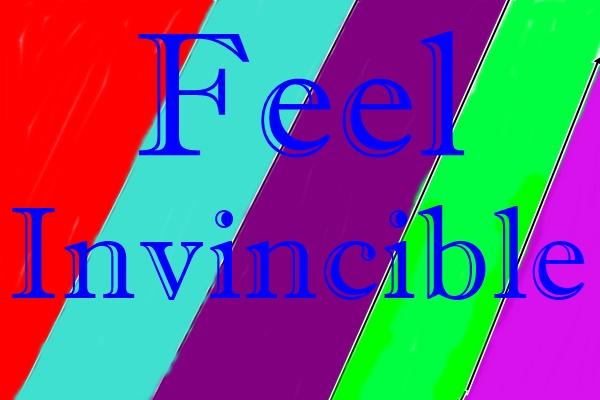 Fanfic / Fanfiction Feel Invincible