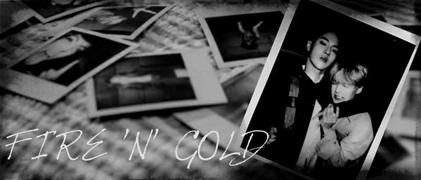 Fanfic / Fanfiction Fire 'N Gold.