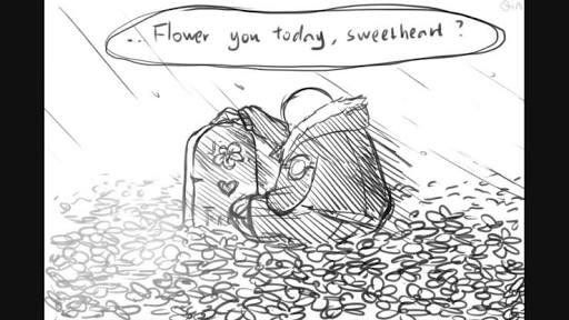 Fanfic / Fanfiction Flowerfell: Muito tempo