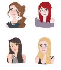 Fanfic / Fanfiction Good Girls
