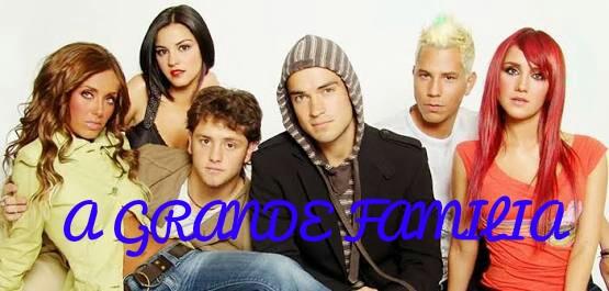 Fanfic / Fanfiction Grande familia rbd