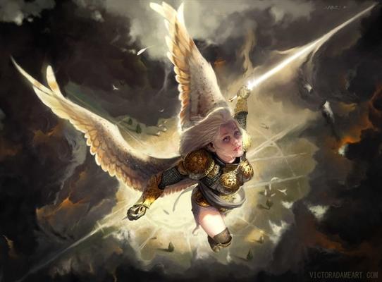 Fanfic / Fanfiction Guard Of Angel