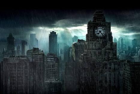 Fanfic / Fanfiction Happy city ? Acho que não