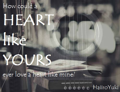 Fanfic / Fanfiction Heart like yours