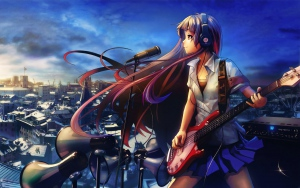 Fanfic / Fanfiction Heart melody