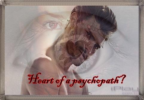 Fanfic / Fanfiction Heart of a psychopath?