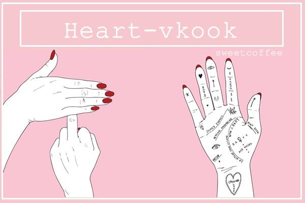 Fanfic / Fanfiction Heart-vkook