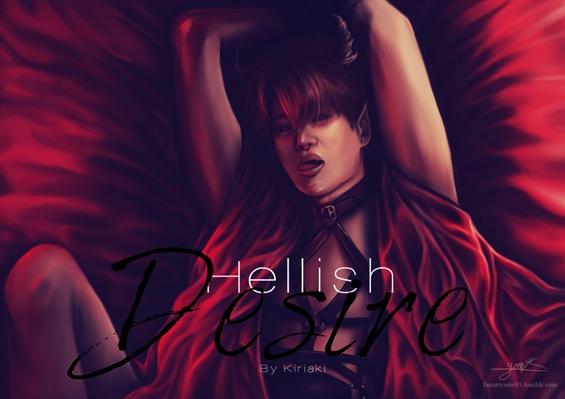 Fanfic / Fanfiction Hellish desire