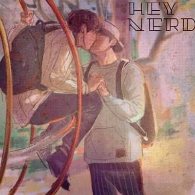 Fanfic / Fanfiction Hey Nerd ! - Jikook