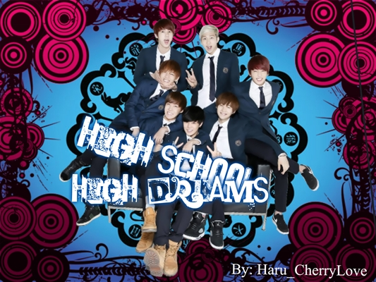 Fanfic / Fanfiction High School, High Dreams!