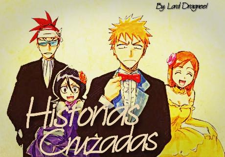 Fanfic / Fanfiction Historias Cruzadas