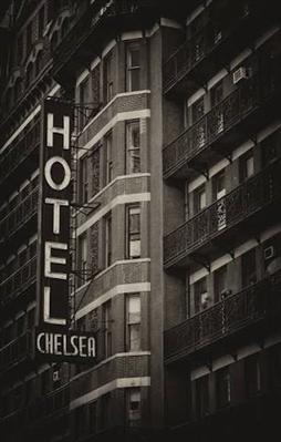 Fanfic / Fanfiction Hotel chelsea