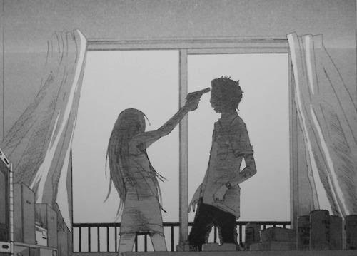 Fanfic / Fanfiction I hate u, I love u