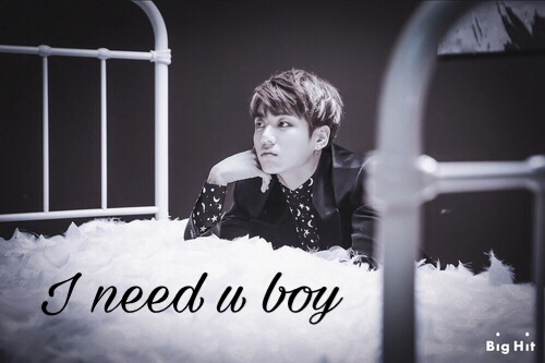 Fanfic / Fanfiction I need u boy