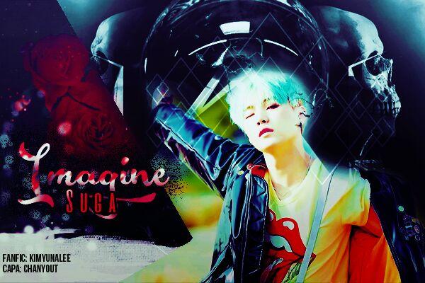 Fanfic / Fanfiction Imagime BTS - Suga