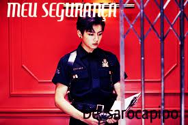Fanfic / Fanfiction Imagine Jungkook- Meu segurança- Capa trocada