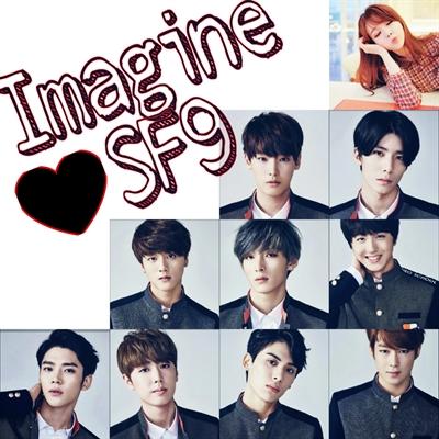Fanfic / Fanfiction Imagine SF9