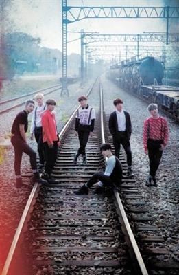 Fanfic / Fanfiction Impossible love Suga - imagine BTS