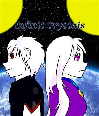 Fanfic / Fanfiction Infiniti crystais