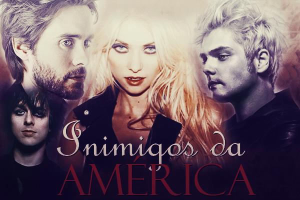 Fanfic / Fanfiction Inimigos da América