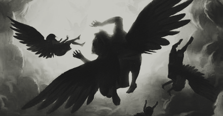 Fanfic / Fanfiction Ira de um anjo