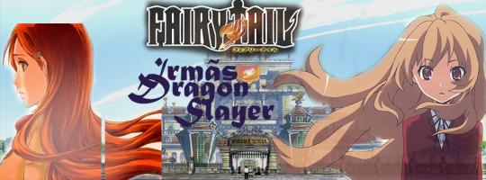 Fanfic / Fanfiction Irmãs Dragon Slayer