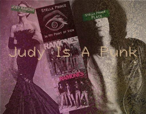 Fanfic / Fanfiction Judy Is A Punk