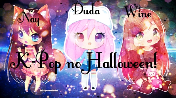 Fanfic / Fanfiction K-Pop no Halloween!