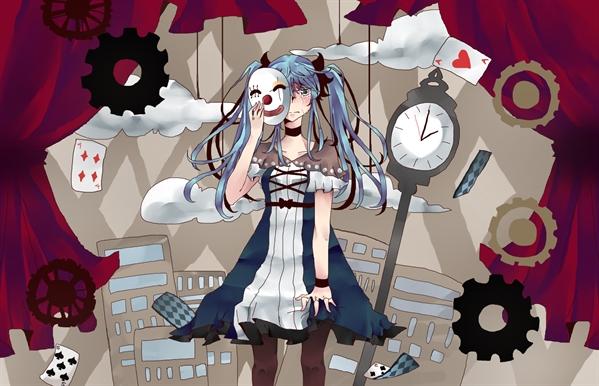 Fanfic / Fanfiction Karakuri Pierrot