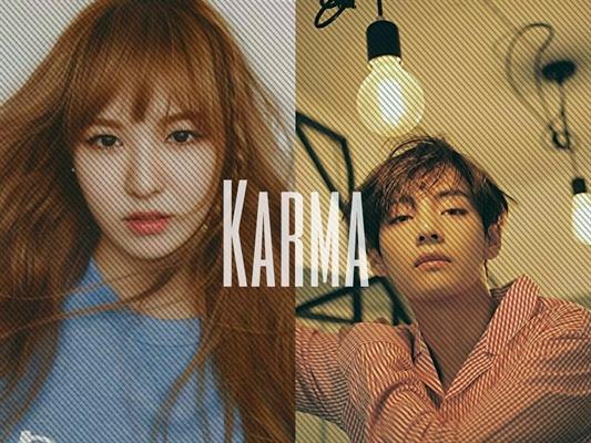 Fanfic / Fanfiction Karma