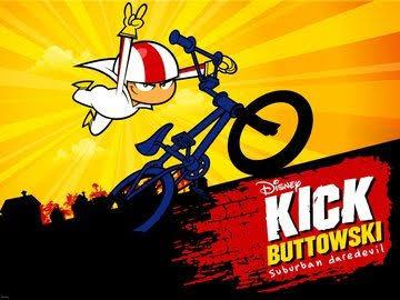 Fanfic / Fanfiction Kick Buttowski