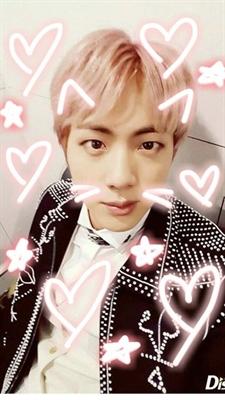 Fanfic / Fanfiction Jin amor da minha vida
