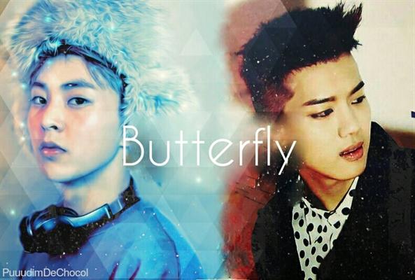Fanfic / Fanfiction Like a Butterfly... 2