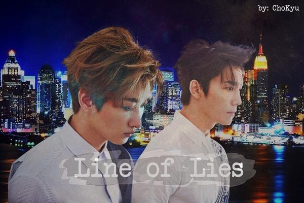 Fanfic / Fanfiction Line of Lies