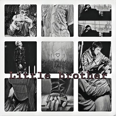 Fanfic / Fanfiction Little brother (Imagine Namjoon)