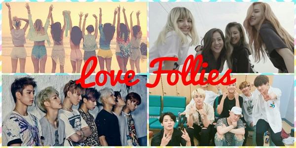 Fanfic / Fanfiction Love Follies