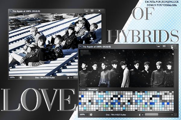 Fanfic / Fanfiction Love of Hybrids - (Interativa)