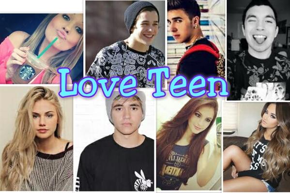 Fanfic / Fanfiction Love Teen