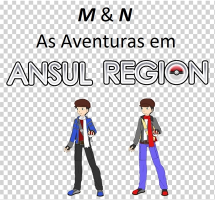 Fanfic / Fanfiction M e N Gêmeos em Ansul-Region