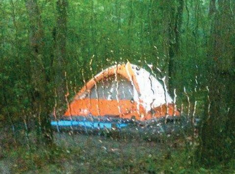 Fanfic / Fanfiction Mais um acampamento