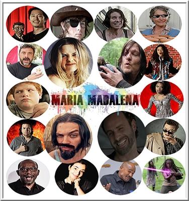 Fanfic / Fanfiction Maria Madalena