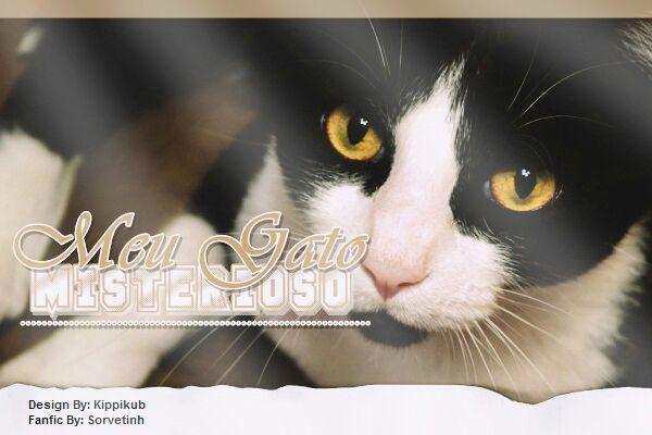 Fanfic / Fanfiction Meu gato misterioso