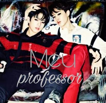 "Fanfic / Fanfiction ""Meu Professor"" (JiKook)"