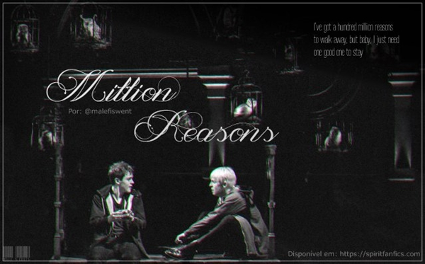 Fanfic / Fanfiction Million Reasons (Scorbus)
