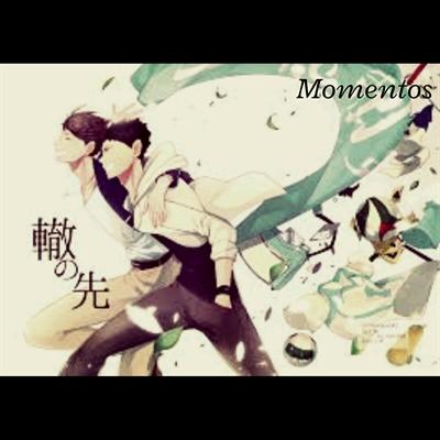 Fanfic / Fanfiction Momentos